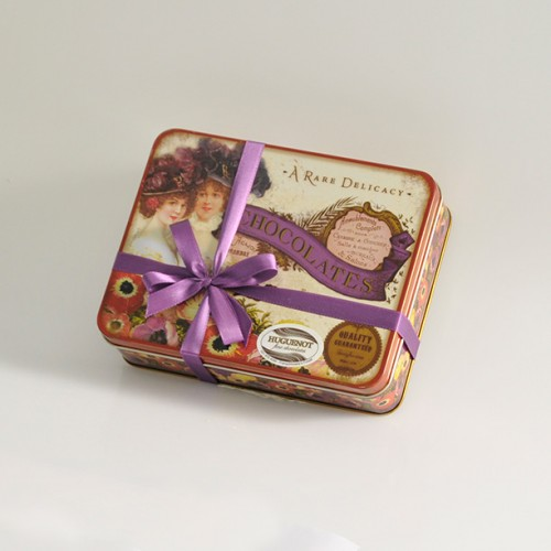 Classic Purple Tin